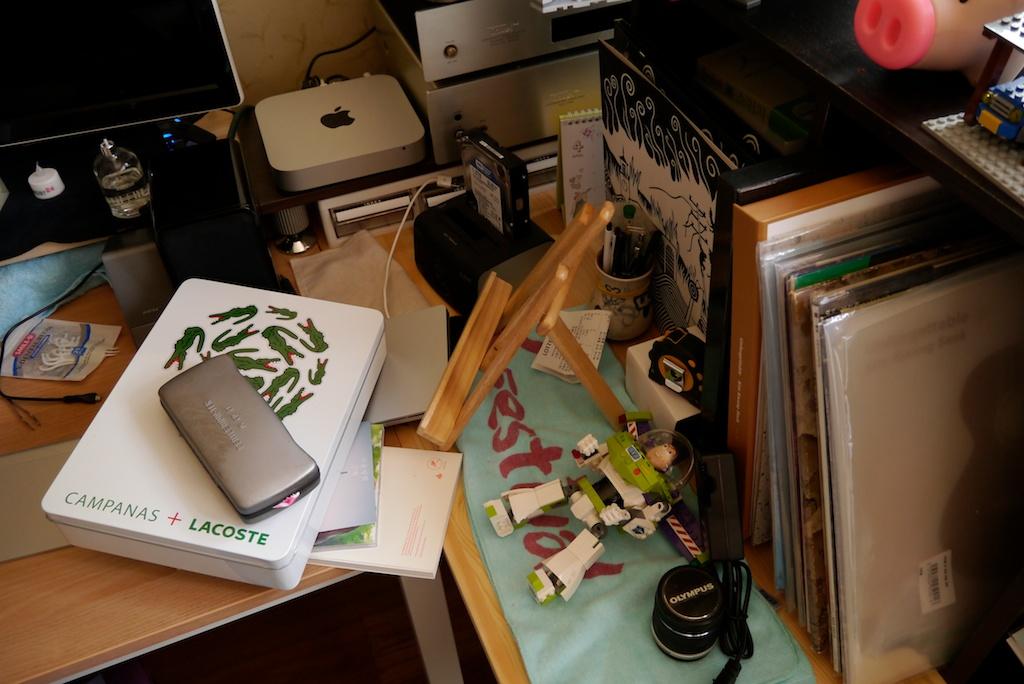 나의 오디오와 컴퓨터와 레코드